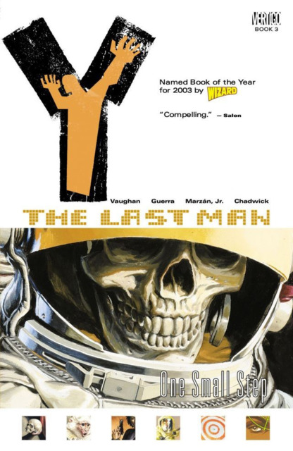 Y: The Last Man - One Small Step