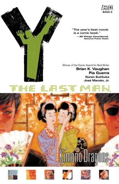 Y: The Last Man - Kimono Dragons
