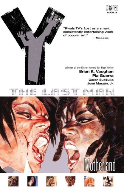 Y: The Last Man - Motherland