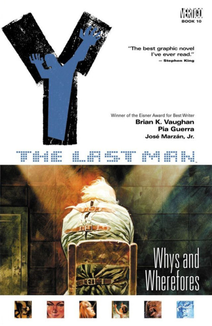 Y: The Last Man - Whys and Wherefores