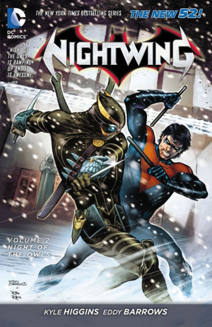 Nightwing: Night of the Owls