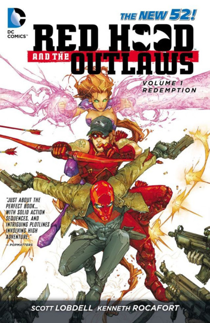 Red Hood and the Outlaws: REDemption