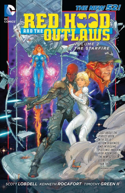 Red Hood and the Outlaws: The Starfire