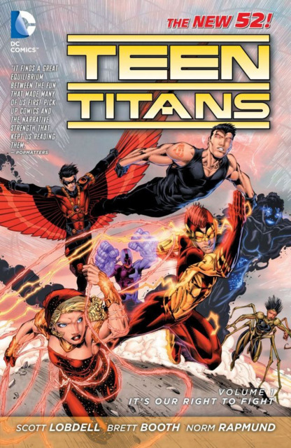 Teen Titans: It's Our Right to Fight