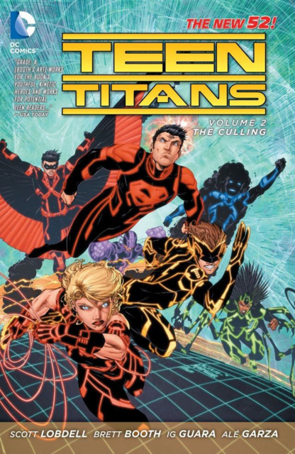 Teen Titans: The Culling