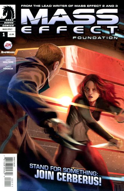 Mass Effect: Foundation