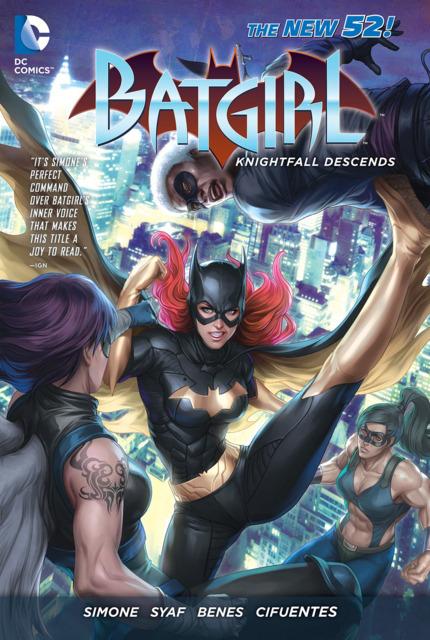Batgirl: Knightfall Descends
