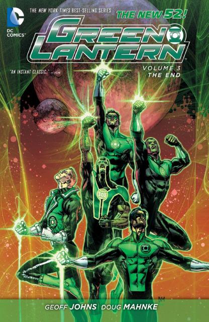 Green Lantern: The End