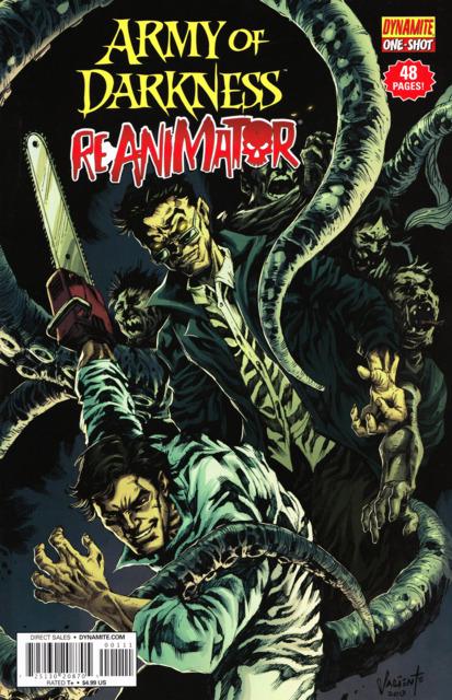 Army of Darkness/ReAnimator