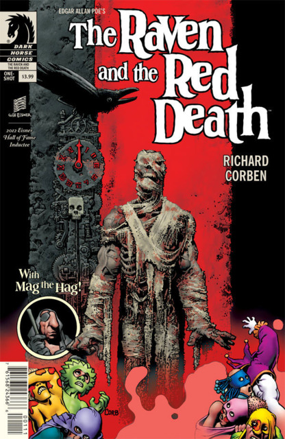 Edgar Allan Poe's The Raven and the Red Death