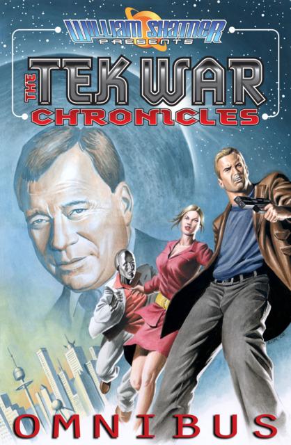 William Shatner The Tek War Chronicles Omnibus
