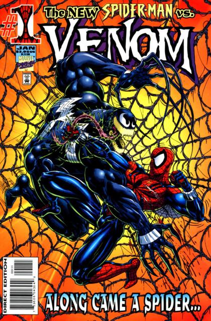 Venom: Along Came A Spider