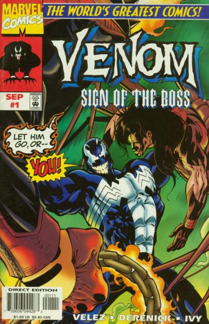 Venom: Sign of the Boss