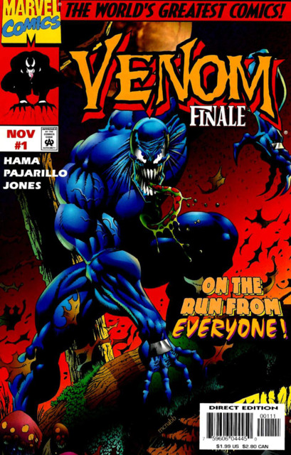 Venom: The Finale