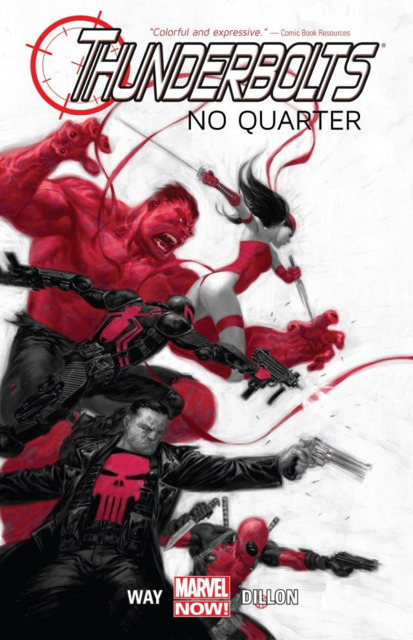 Thunderbolts: No Quarter