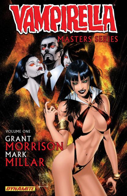 Vampirella: Masters Series