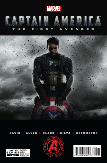 Marvel's Captain America: The First Avenger Adaptation