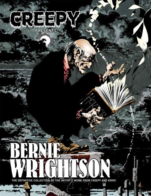 The Dark Horse compilation of the Bruce Jones/Wrightson Warren stories. 2011