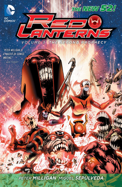 Red Lanterns: The Second Prophecy