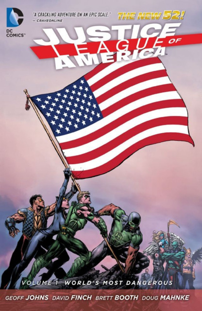 Justice League of America: World's Most Dangerous