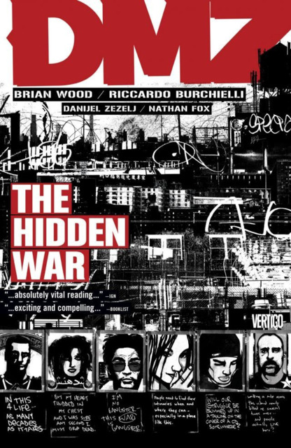 DMZ: The Hidden War
