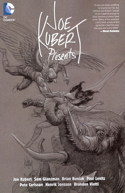 Joe Kubert Presents