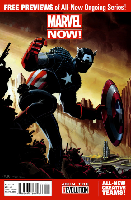 Marvel NOW! Previews