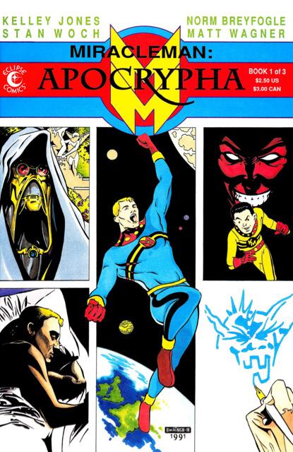 Miracleman: Apocrypha