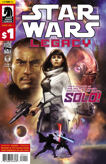 1 For $1: Star Wars - Legacy