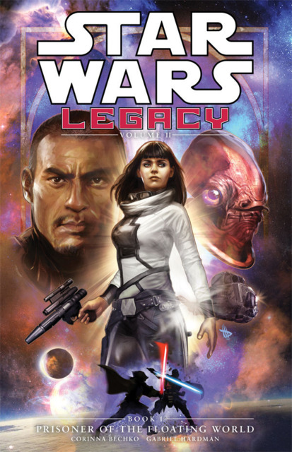 Star Wars : Legacy - Prisoner of the Floating World