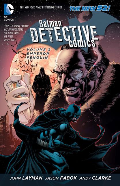 Detective Comics: Emperor Penguin