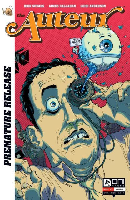 The Auteur #1 Premature Release