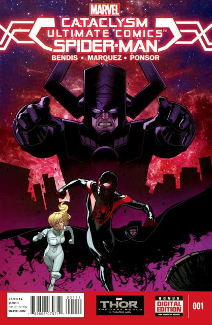 Cataclysm: Ultimate Spider-Man