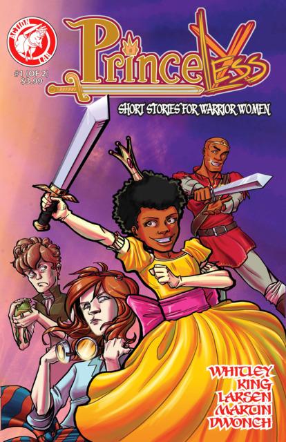 Princeless: Short Stories For Warrior Women