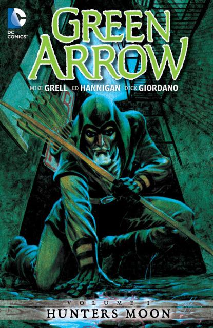Green Arrow: Hunters Moon