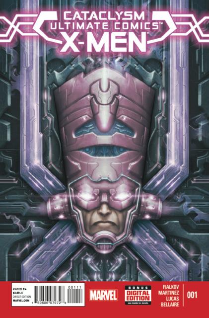 Cataclysm: Ultimate X-Men