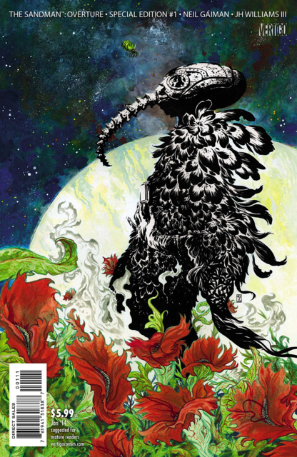The Sandman: Overture Special Edition
