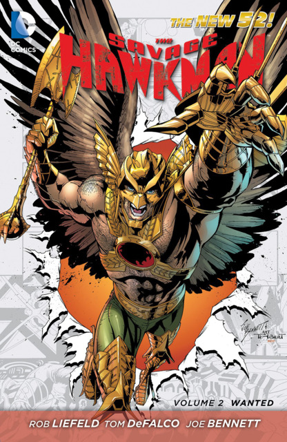 The Savage Hawkman: Wanted