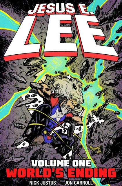 Jesus E. Lee: In Color!