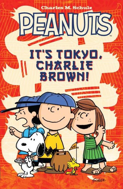 Peanuts: It's Tokyo, Charlie Brown!