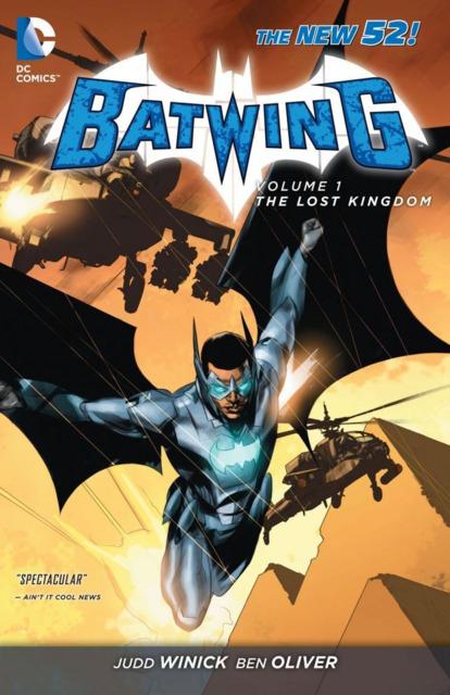 Batwing: The Lost Kingdom
