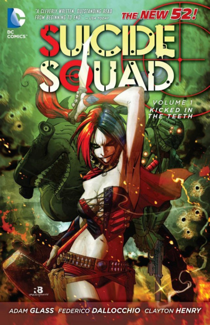 Suicide Squad: Kicked in the Teeth