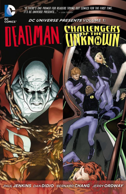 DC Universe Presents: Featuring Deadman and Challengers of the Unknown