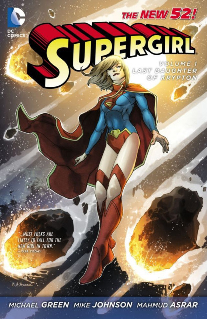 Supergirl: Last Daughter of Krypton