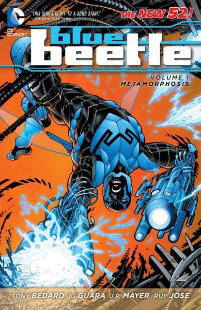 Blue Beetle: Metamorphosis