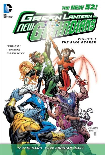 Green Lantern: New Guardians - The Ring Bearer