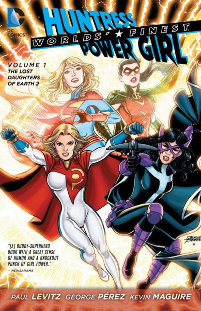Worlds' Finest: The Lost Daughters of Earth 2