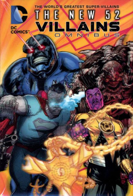 DC Comics The New 52 Villains Omnibus