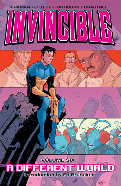 Invincible: A Different World