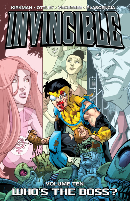 Invincible: Who's the Boss
